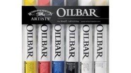 colori ad olio in stick oilbar winsor