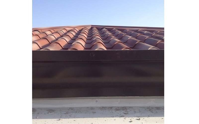 Lattoneria tetto