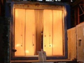 prueba puerta fuego