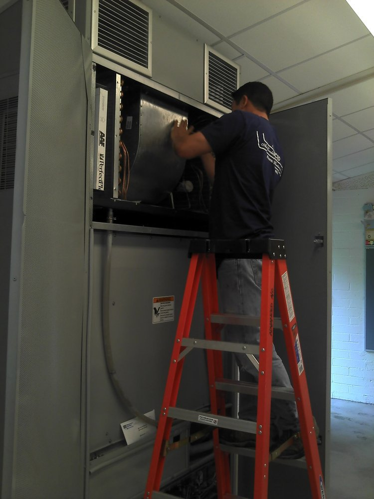 office with cooling system services in Honolulu, HI