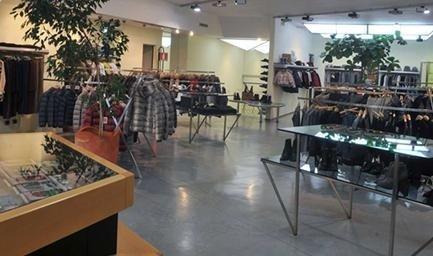 negozio moda donna pavia