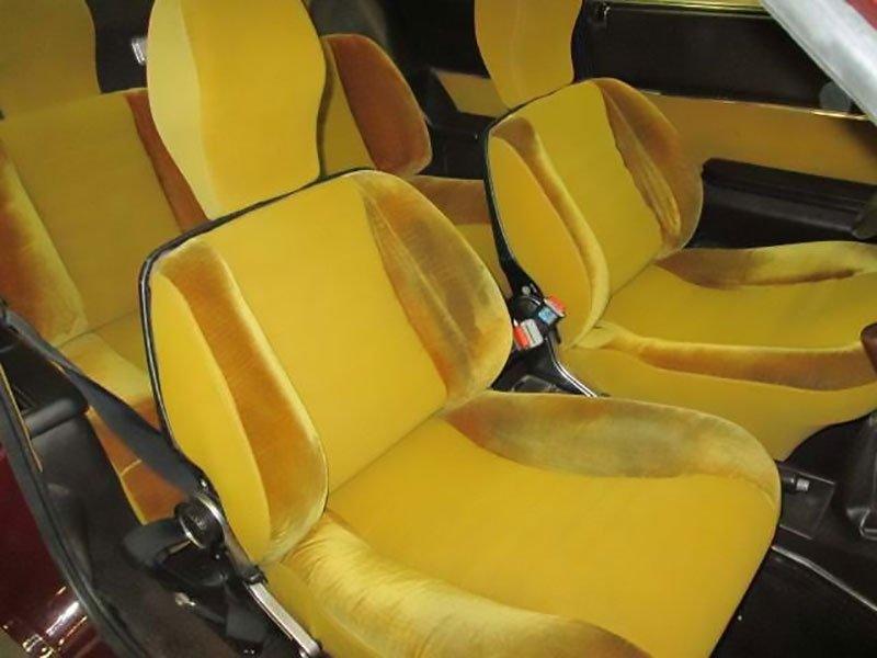riparazione sedili