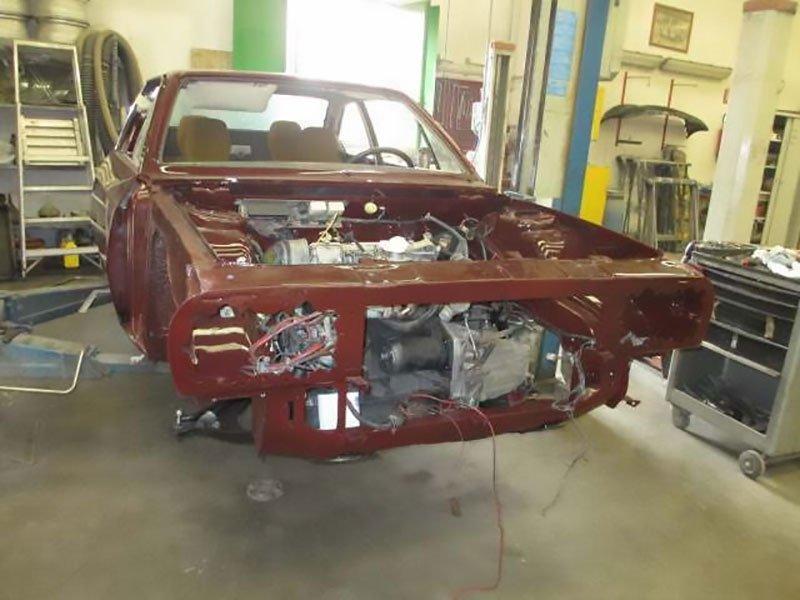 riparazione bozzi auto