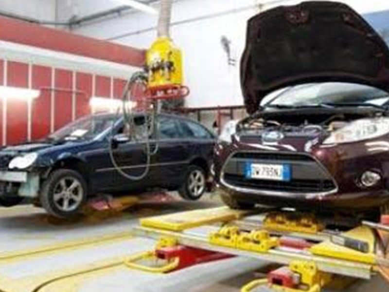 riparazione automobili