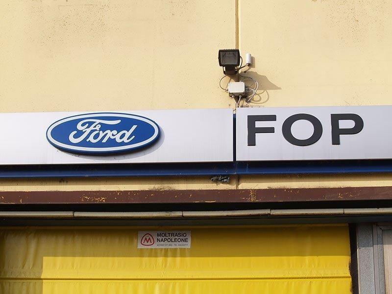 Carrozzeria autorizzata Ford
