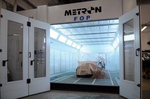 forno metron
