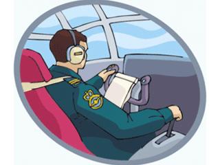 pilota aeronautica