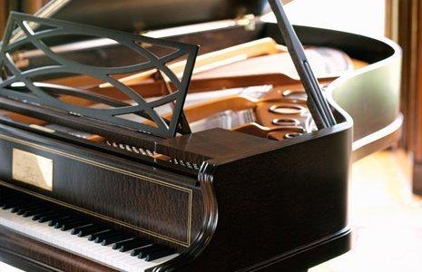 Bespoke piano cover