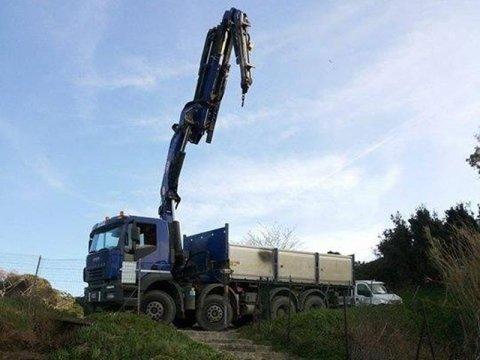 trasporto materiale