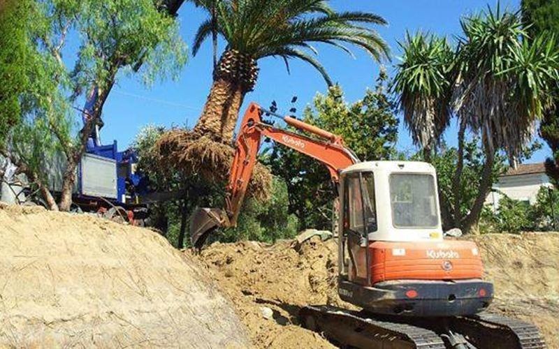 escavazioni edili