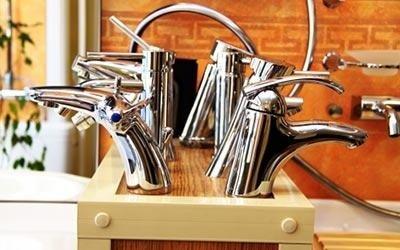 rubinetti miscelatori monocomando