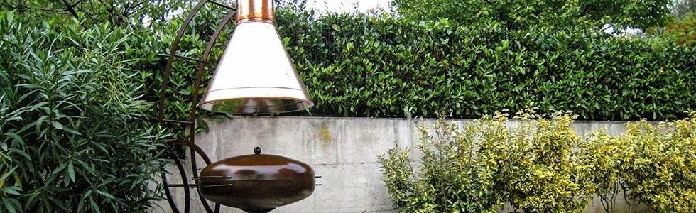 Ditta da giardino a Travettore