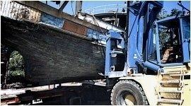 Macchine per lavori portuali