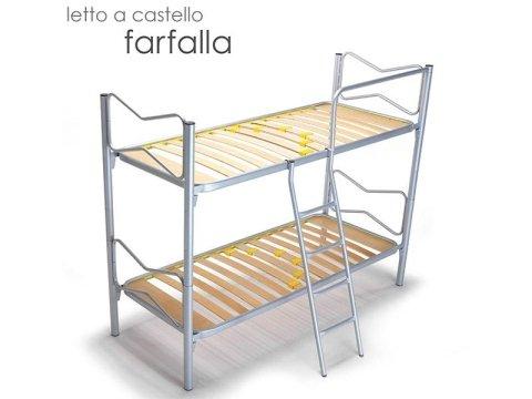 Letto-Castello-Farfalla