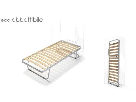 win bed letto abbattibile eco
