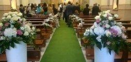 Addobbi chiesa