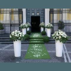 Addobbi per matrimoni in chiesa