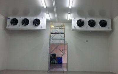 condizionamento di una cella frigorifera