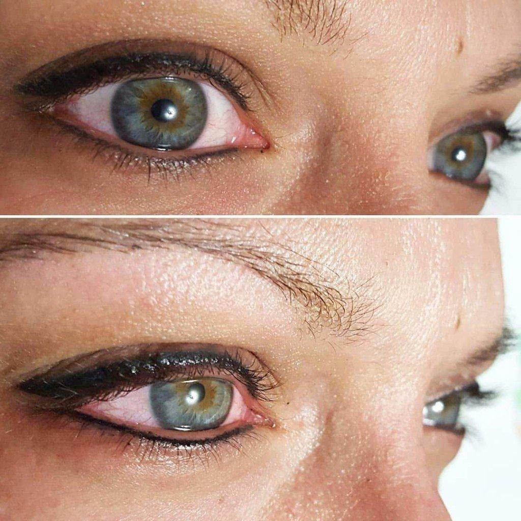 trucco permanente occhi