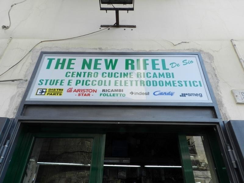 insegna the new rifel