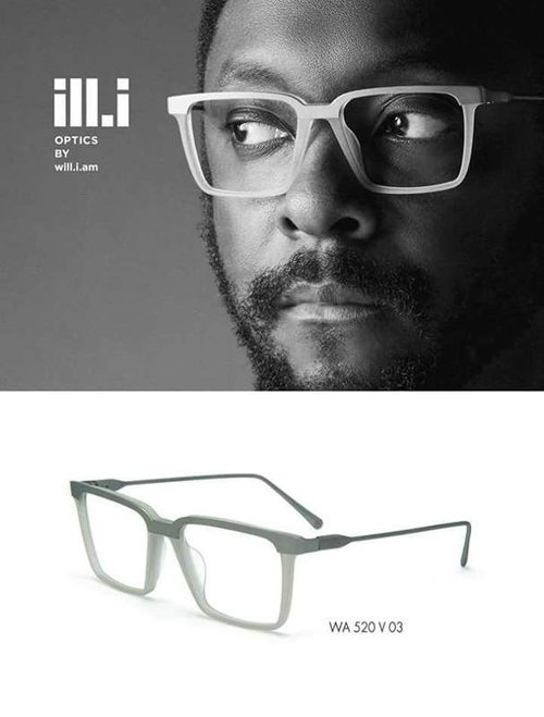 occhiali da vista di design