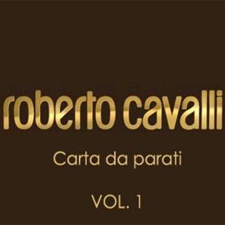 Roberto Cavalli carta da parati