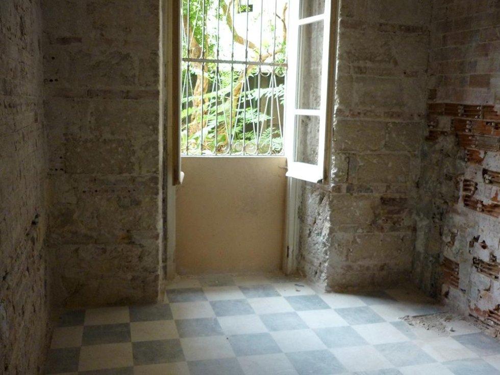 Risanamento dei muri Cagliari