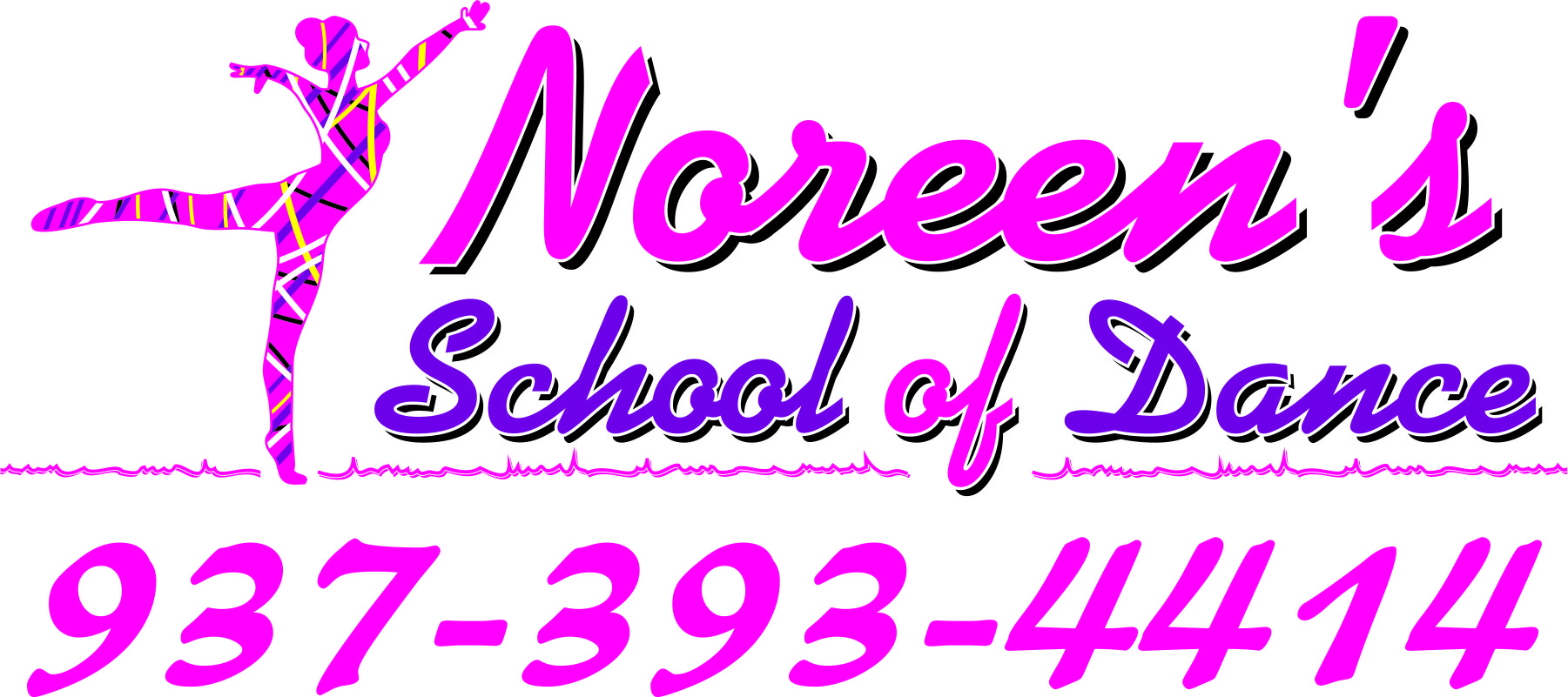 Noreen's School of Drama logo
