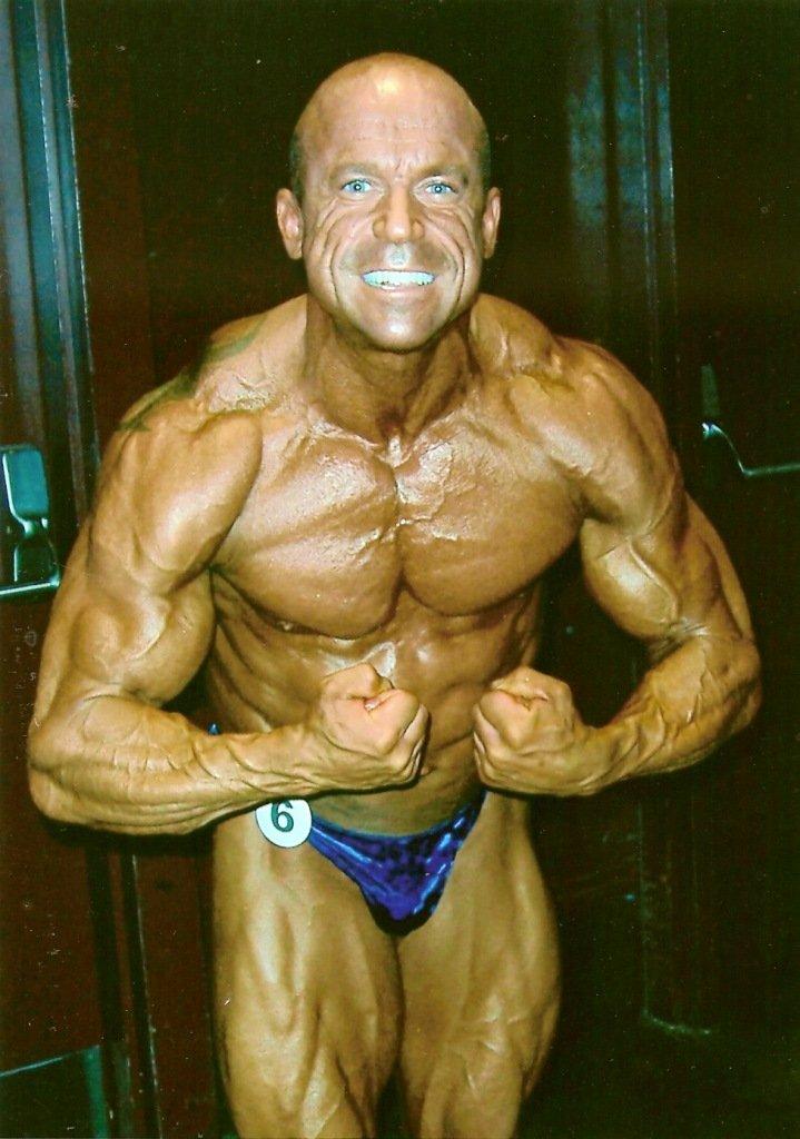 NPC Mr Buffalo Championships: Tommy Walker