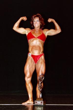 NPC Mr and Ms Buffalo Championships: Colleen Palmeri