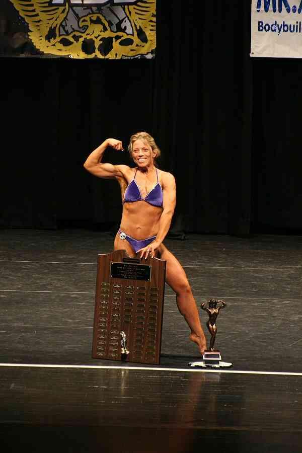 NPC Mr and Ms Buffalo Championships: Georgia Blaszczak