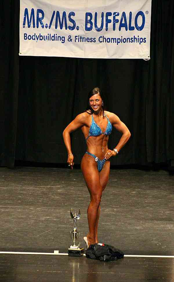 NPC Mr and Ms Buffalo Championships: Jessica Ziegler