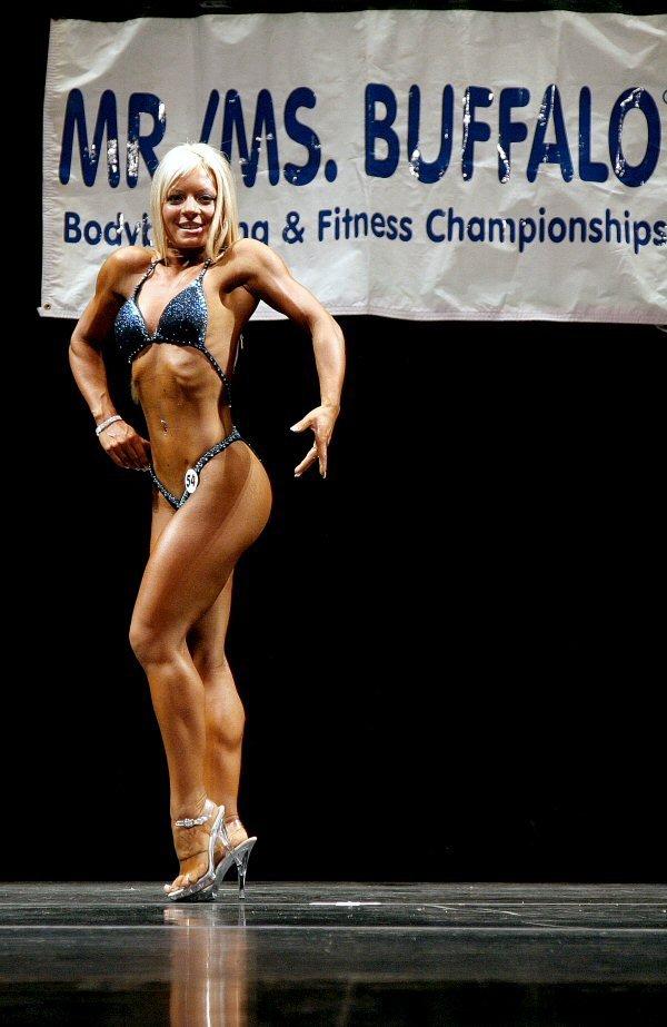 NPC Mr and Ms Buffalo Championships: Kelly Ferguson