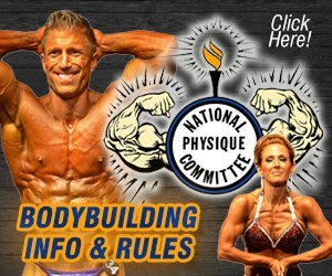 NPC Mr & Ms Buffalo Bodybuilding Info and Rules