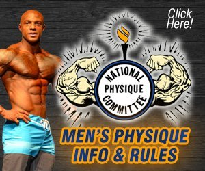 NPC Mr Buffalo Physique Info and Rules