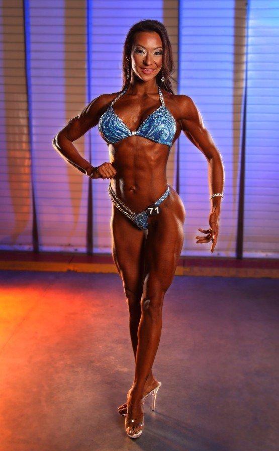Ms Buffalo Figure