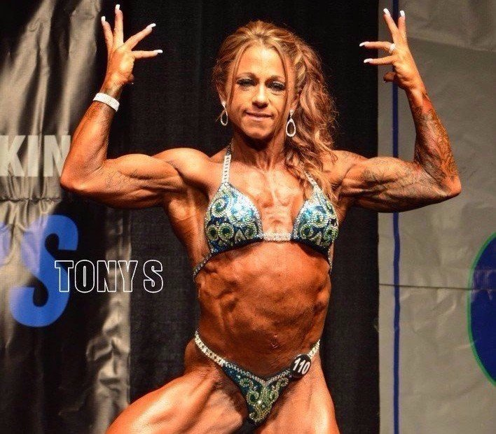 Ms Buffalo Physique