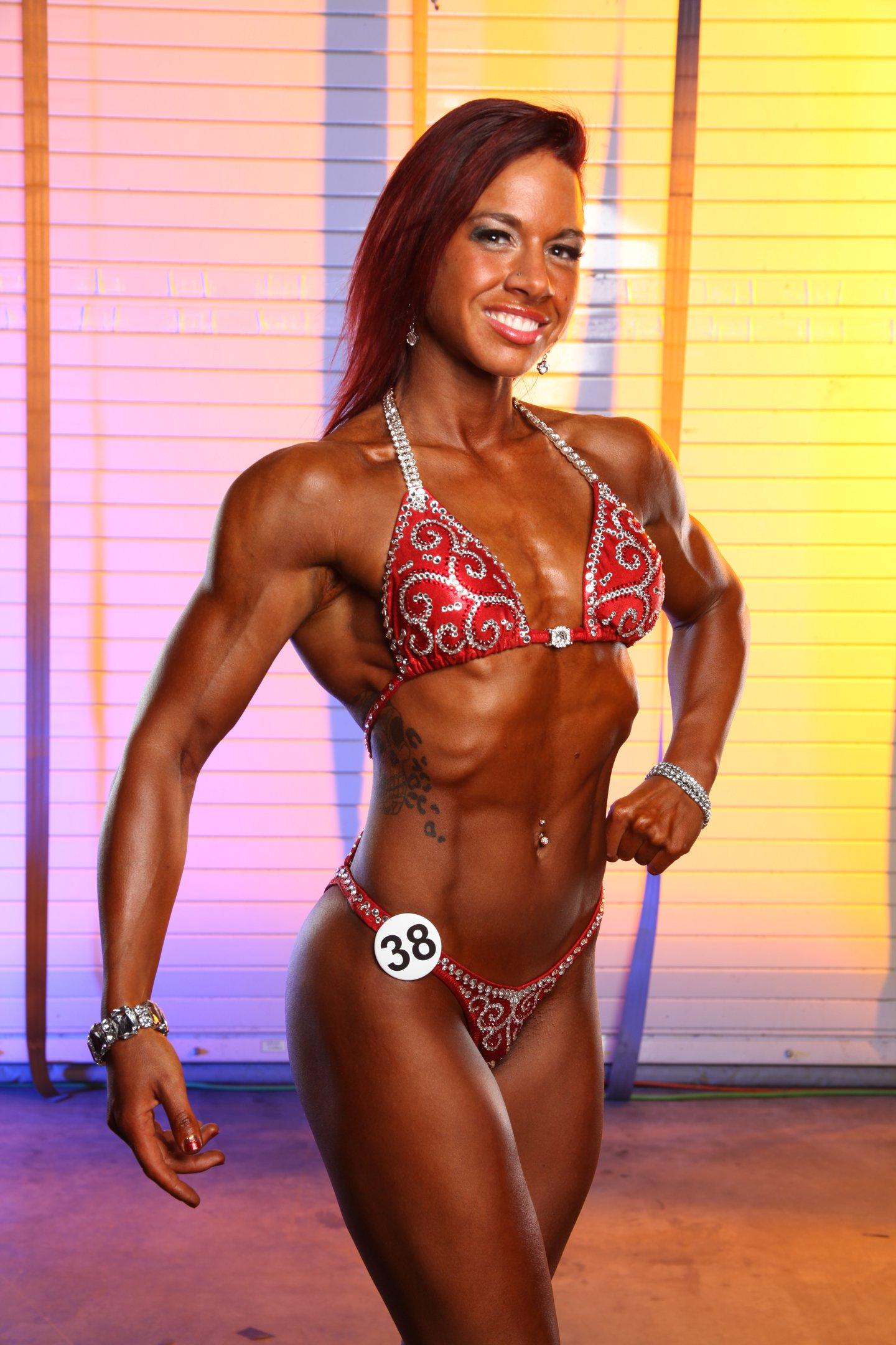 Ms Buffalo Figure, Callie Vanni