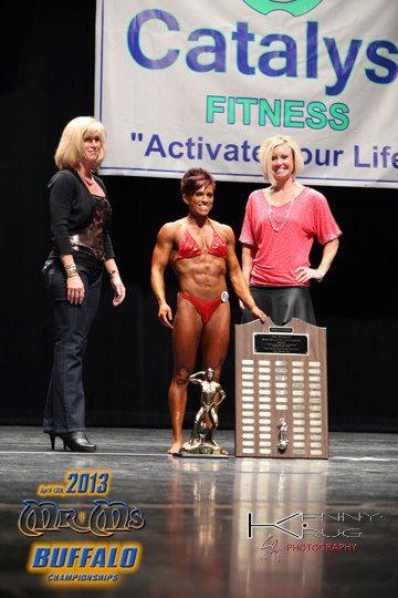 NPC Mr and Ms Buffalo Championships: Brittany Boldt