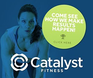 Mr and Ms Buffalo Sponsor, Catalyst Fitness
