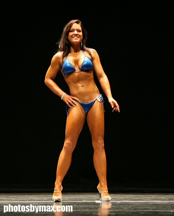 NPC Mr and Ms Buffalo Championships: Erica Vogt
