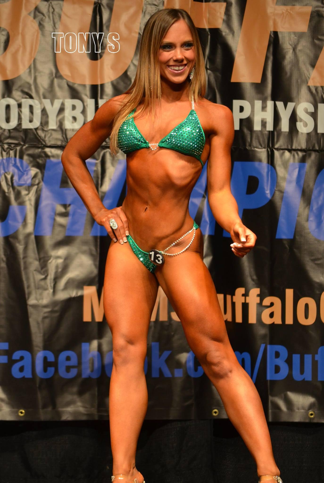 NPC Mr and Ms Buffalo Championships: Kelsey Foote