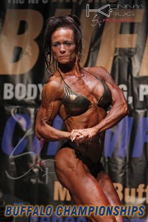 NPC Mr and Ms Buffalo Championships: Barbara Guida