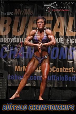 NPC Mr and Ms Buffalo Championships: Sherry Lacki
