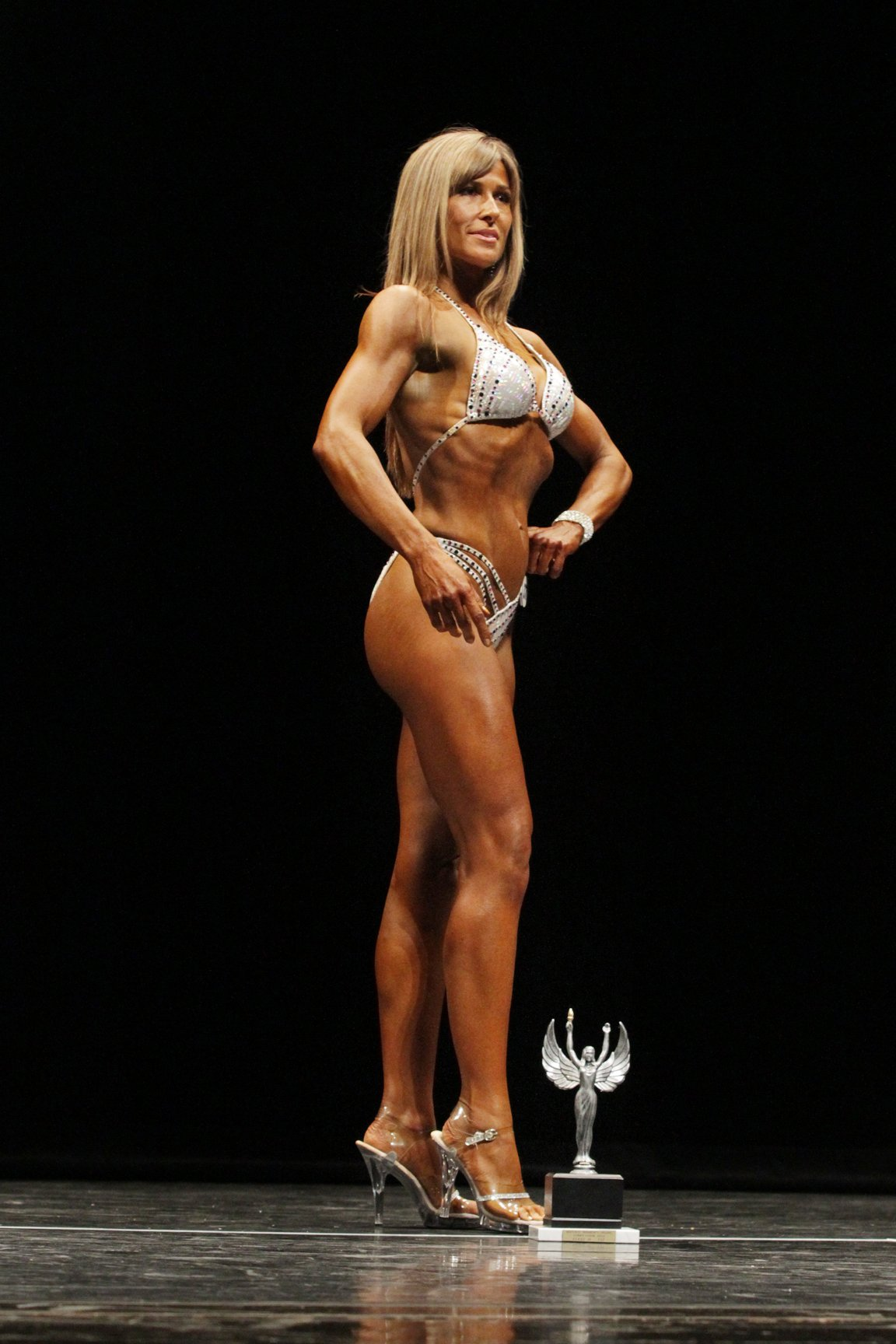 NPC Mr and Ms Buffalo Championships: Laurie Wojcik