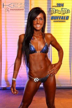 NPC Mr and Ms Buffalo Championships: Lynette Maggard