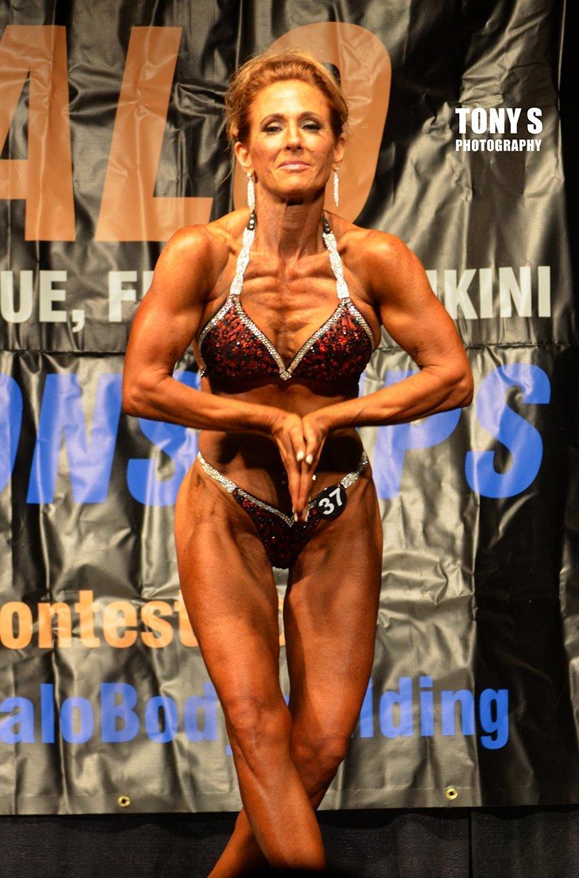 NPC Mr and Ms Buffalo Championships: Beth Mandyck