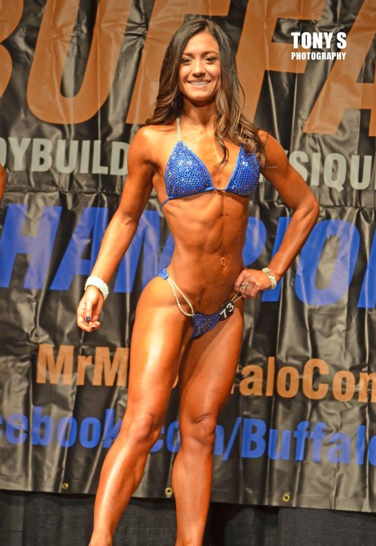 NPC Mr and Ms Buffalo Championships: Gina Mattioli