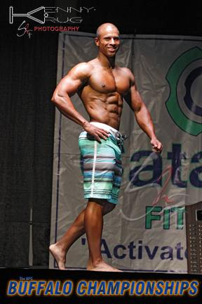 NPC Mr and Ms Buffalo Championships: Chris McGowan