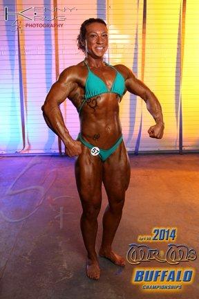NPC Mr and Ms Buffalo Championships: Rachael Pecoraro